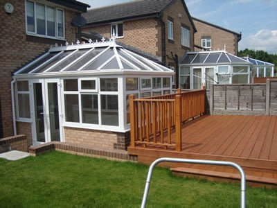 New Conservatory Brierfield