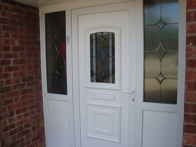 Doors and windows replacement redspar rishton glass and for Domestic front doors