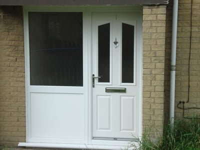 Hyndburn Homes Door Replacement