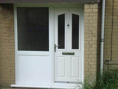 Hyndburn Homes Door Replacement
