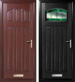 Craftsman Composite Doors
