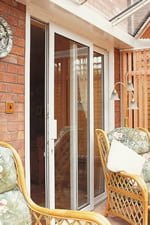In Line Sliding Patio Doors