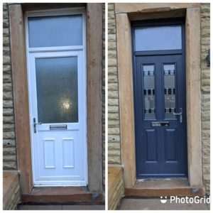 Recent Composite Door Installations